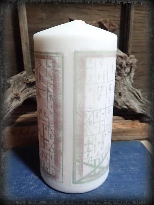 Astrology Candle I