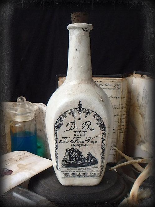 Dr. Beak's Four Theives Vinegar.