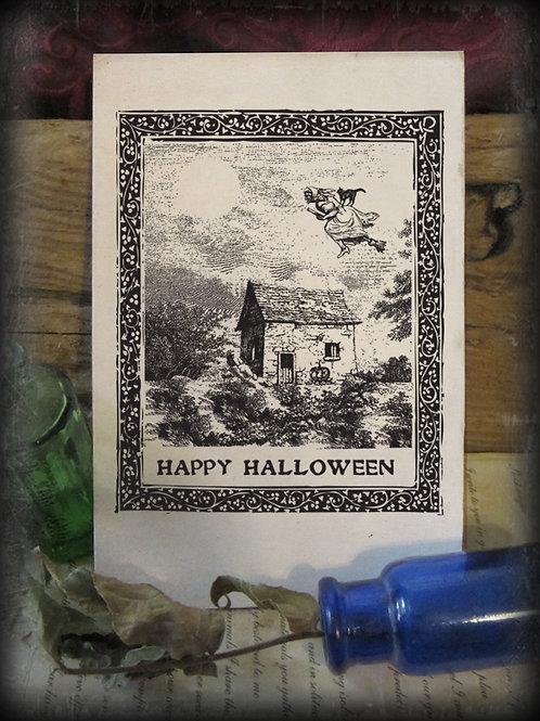Halloween Greeting Cards
