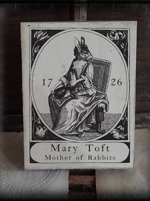 Mary Toft: Mother of Rabbits