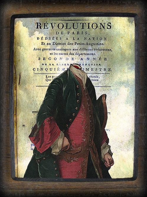 Headless Portraits: Arnaud II de La Porte