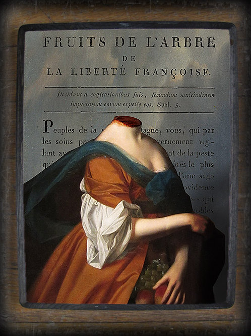 Headless Portraits: Madame Roland