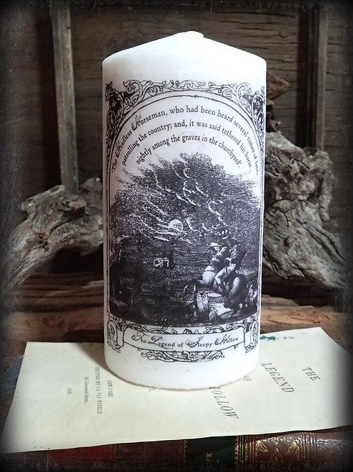 Ichabob Crane. The Legend of Sleepy Hollow. 1820