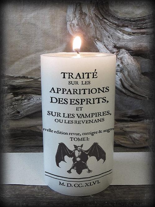 Traité Sur Les Apparitions Des Esprits. 1746