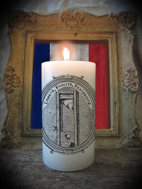 Vive La Republique Candle Design Two