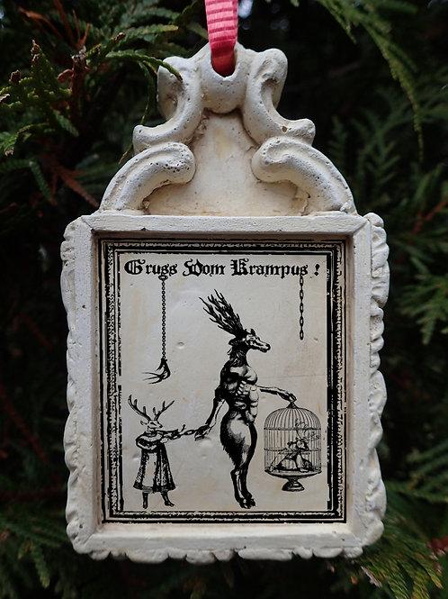 Krampus Tree Ornament I