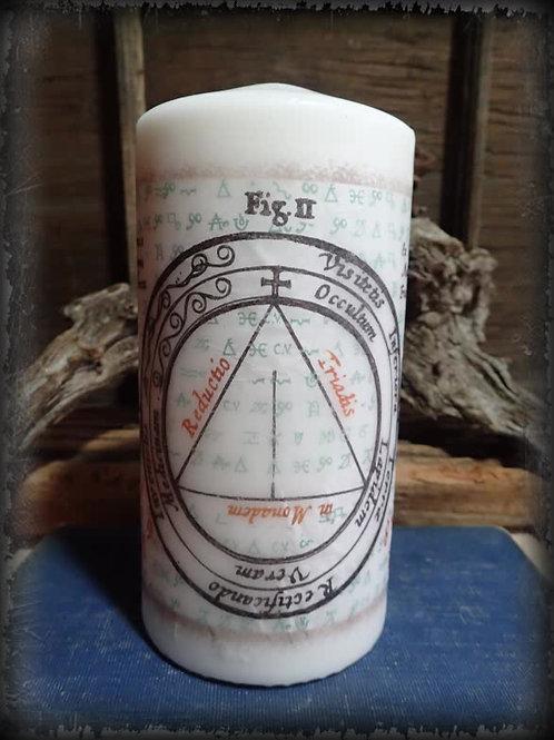 Astrology Candle II