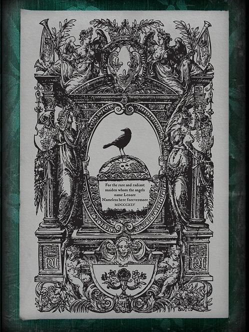 The Raven II. 1845