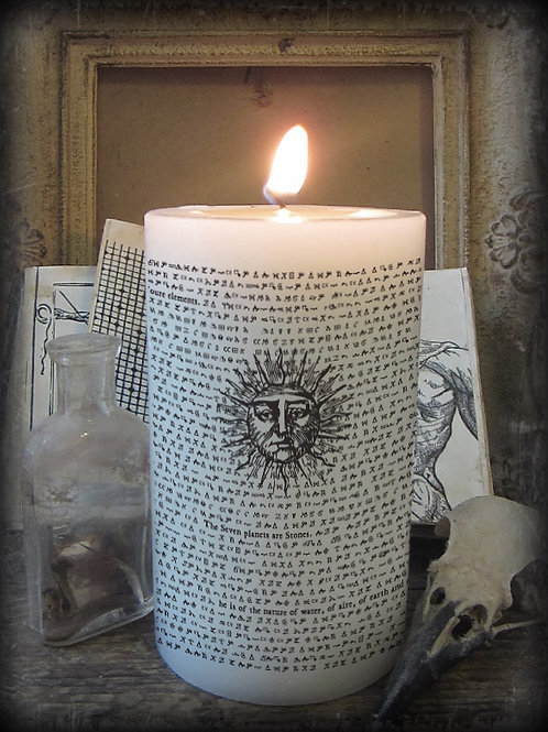 Alchemy Candles