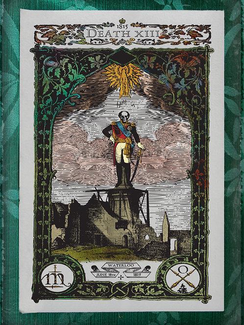 The Industrial Sublime Tarot: Death (Waterloo)