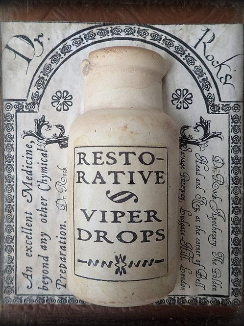 Dr. Rock's Restorative Viper Drops 1754