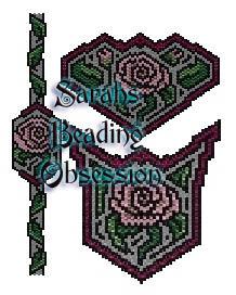 Dusty Rose Maze Set id 11192