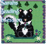 Baby Skunk Sit Panel id 9930