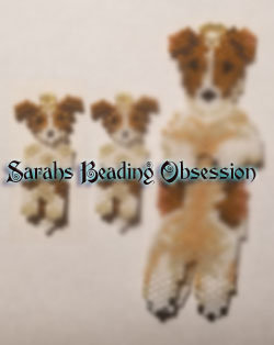 Jack Russell Terrier Wiggle Set id 16800