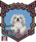 Lhasa Apso Dusty Wags Pendant id 16713