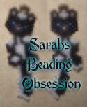 Baby Skunk Wiggle Earrings id 9859