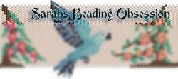 Spix Macaw Female Band Tealight id 16415
