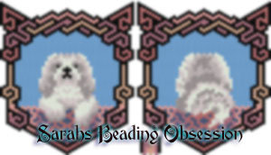 Lhasa Apso Dusty Wags Pouch id 16714