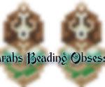 Beagle Love Earrings id 14663
