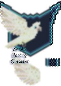 Goffins Cockatoo Winged Pendant id 14181