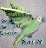 Mealy Amazon Semi 3d Decoration id 10058