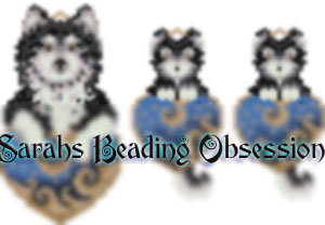 Malamute Love Set id 14125