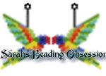 Rainbow Lori Earrings id 15236