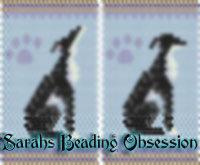 Greyhound Pen Set #2 id 15672