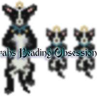 Black Chihuahua Wiggle Set id 14992