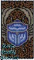 Sapphire Scarab Panel id 14398