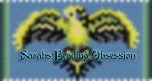 Yellow/Green Budgie Hugs Pen Cover id 16782