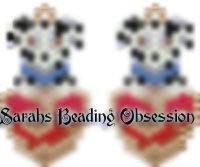 Dalmatian Love Earrings id 14141