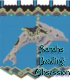 Carousel Dolphin Tapestry id 16115