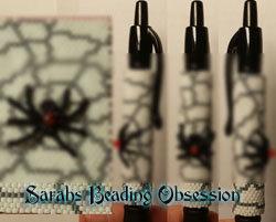 Spiderweb Pen Cover id id 15919