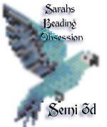 Spix Macaw Female Semi 3d Decoration id 16398