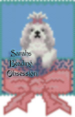 Lhasa Apso Dusty Bow Gift Panel id 16721