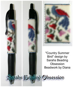 Country Summer Bird Pen Cover id 16267