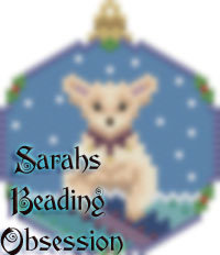 Fawn Chihuahua Snowglobe Ornament id 14553