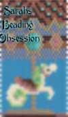 Carousel Seahorse Pen Cover id 15740