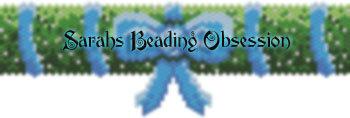Blue Wreath Tealight id 14305