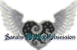Winged Black Heart Pendant id 16005