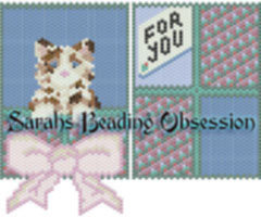 Calico Gift Pouch id 16317