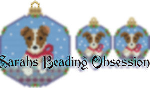 Jack Russell Terrier Snowglobe Set id 14884
