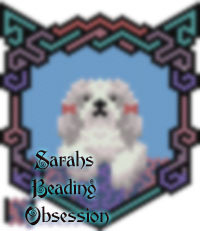Lhasa Apso Dusty Ear Bows Wags Pendant id 16770