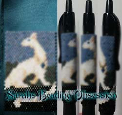 Snow Stalker Pen Cover id 16003