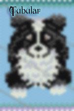 Sheltie Tuxedo Tubular Pen Cover id 13980