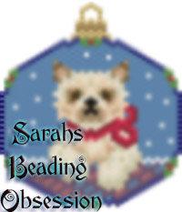 Cairn Snowglobe Ornament id 14845
