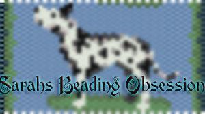 Great Dane Harlequin Profile Pen Cover id 14470