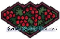 Holly Berries Barrette id 11900