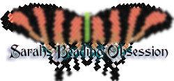 Tiger Striped Tiger Butterfly Barrette Pey id 4263